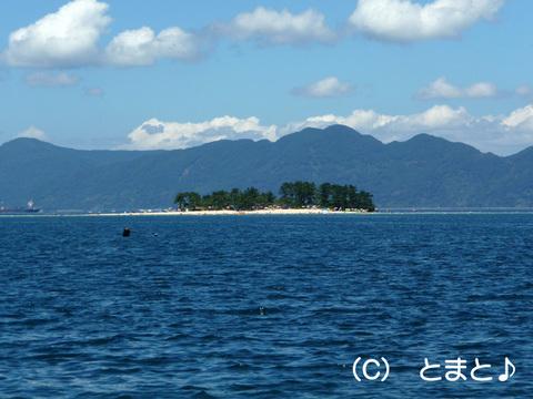 水島(大きい方の島)